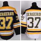 Patrice Bergeron #37 Boston Bruins Replica Hockey Jersey Multiple Styles