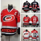 Eric Staal #12 Carolina Hurricanes  Replica Hockey Jersey Multiple Styles