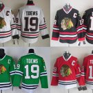 Jonathan Toews #19 Chicago Blackhawks  Replica Hockey Jersey Multiple Styles