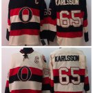 Erik Karlsson Ottawa Senators #65 Replica Hockey Jersey Multiple styles