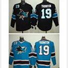 Joe Thornton #19 San Jose Sharks Replica Hockey Jersey Multiple styles