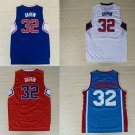 Blake Griffin #32 Los Angeles Clippers Replica Basketball Jersey Multiple Styles
