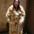 *SCRAP* Red Fox Full Length Fur for Craft only (#61)