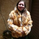 Red Fox Fur Jacket (#67)