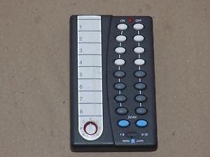 X10 CR12A Camera Scanning Remote Control