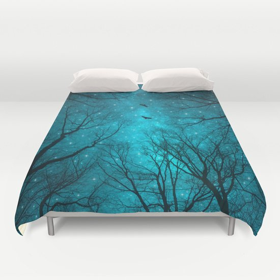 Stars Can't Shine Without Darkness DUVET COVERS for QUEEN SIZE 1UNynJj