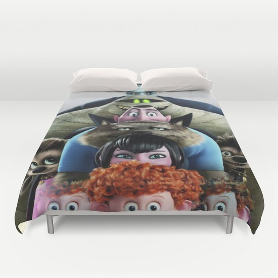 HOTEL TRANSYLVANIA 2 DUVET COVER FOR KING SIZE 1QeEqQy