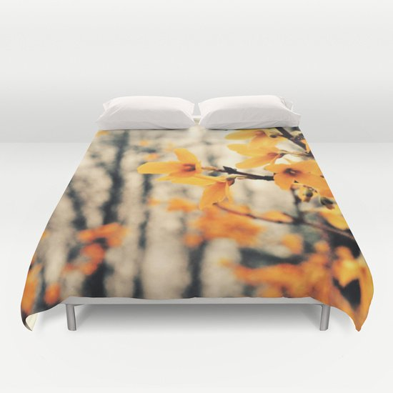 YELLOW FLOWERS DUVET COVERS for KING SIZE 1MrNh3u