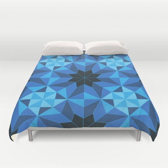 Deconstructed Diamond DUVET COVERS for KING SIZE 1KDuTCs