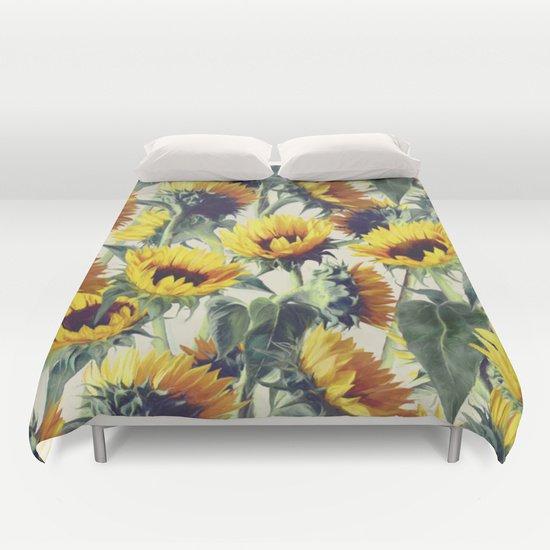 Sunflowers DUVET COVERS for FULL SIZE 1JjgGW1