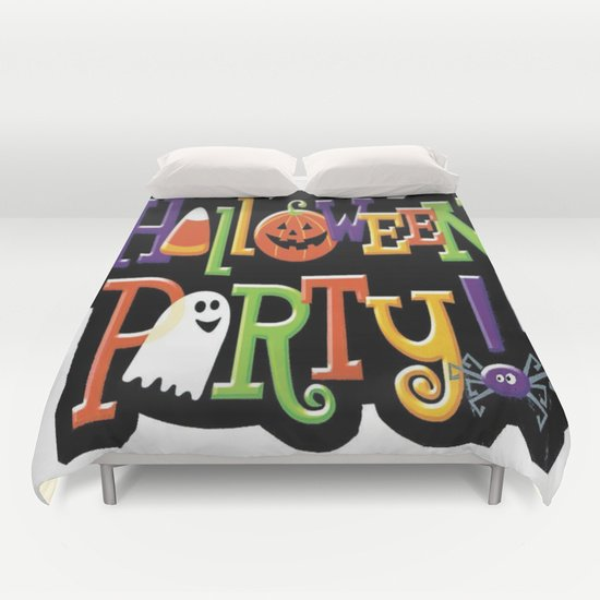 HAPPY HALLOWEEN DUVET COVERS for KING SIZE 1Nd95O0
