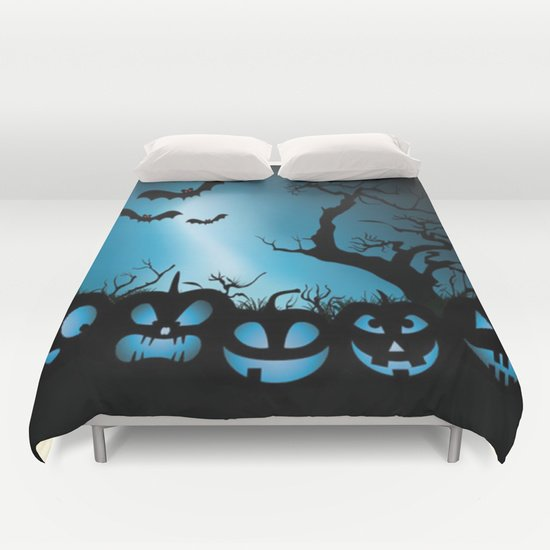HAPPY HALLOWEEN DUVET COVERS for KING SIZE 1hGnqai