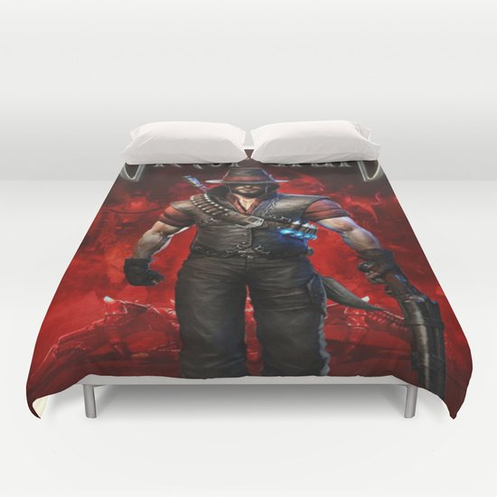 VICTOR VRAN DUVET COVERS for QUEEN SIZE 1GeUh1t