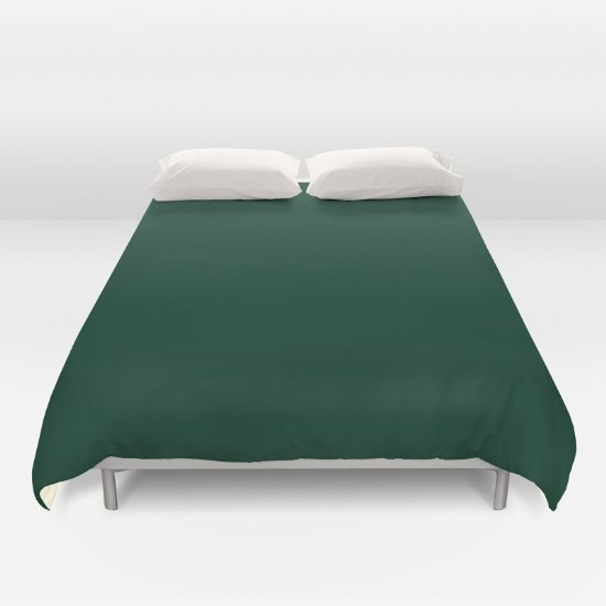 Dark Green DUVET COVERS for QUEEN SIZE 2fDm0Ak