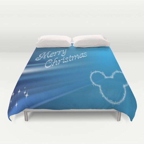 Mickey Mouse Christmas DUVET COVERS for QUEEN SIZE 2eRsEUh