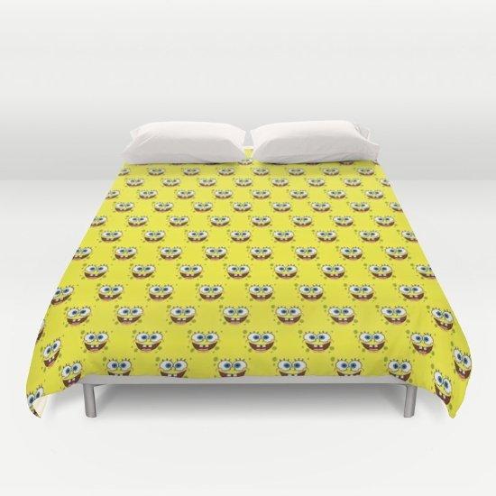Spongebob DUVET COVERS for FULL SIZE 2fB8cm0