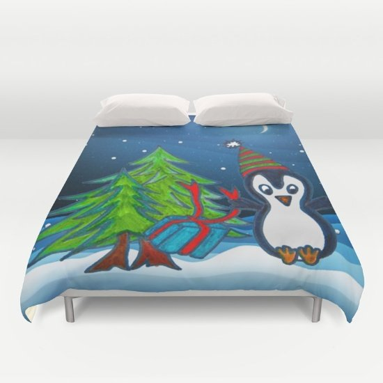 Christmas DUVET COVERS for KING SIZE 2g5xzS9