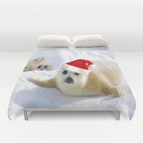Christmas DUVET COVERS for QUEEN SIZE 2hck52Y