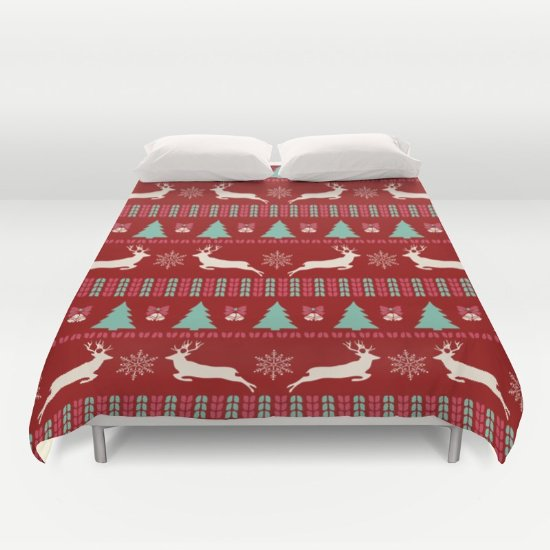 Christmas DUVET COVERS for QUEEN SIZE 2ggMgAh