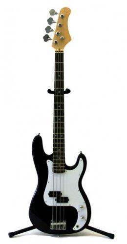 Bass Guitar, Black