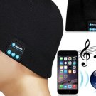 Creative Bluetooth Knit Beanie with Hands-free Calls Function (Black)