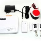 Danmini YA-300-GSM Wireless GSM Intelligent Anti-theft Electronic Security Alarm System (White)