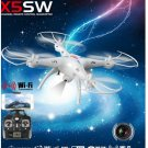 Syma X5SW Headless Mode 2.4G Remote Control 4CH WIFI Iphone/Android Real-time transmission