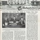 Discover Newsletter- White's Electronics March 1968