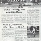 Discover Newsletter- White's Electronics January 1970