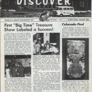 Discover Newsletter- White's Electronics September 1971