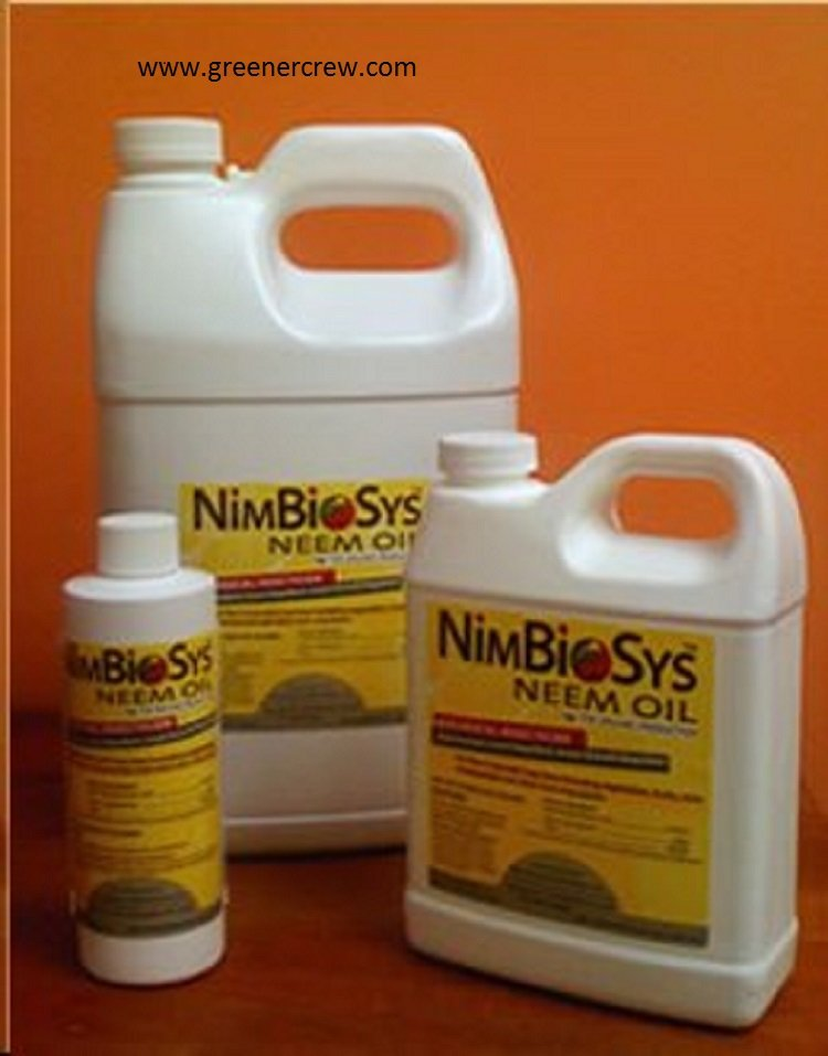 NimBioSys 100% Neem Oil Organic Insecticide 6 Gallons