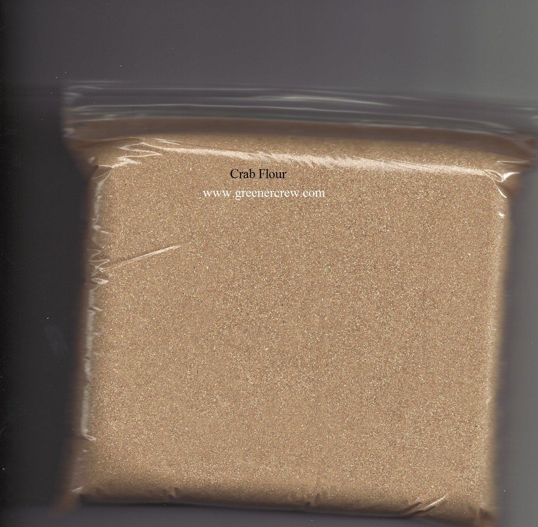 Organic Crab Flour Slow Release Fertilizer 2-3-0