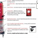 Commercial 230V Dust Extractor HEPA Vacuum Ermator S13
