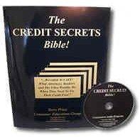 Credit Secrets Bible - Credit Repair Home Study Course