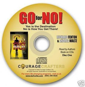 Go for No! Audio Book Richard Fenton & Andrea Waltz