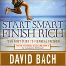 Audio CD - Start Smart Finish Rich David Bach 5 Copies