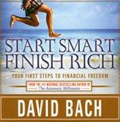 Audio CD - Start Smart Finish Rich David Bach 5 Copies