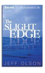 The Slight Edge Book Jeff Olson + Jim Rohn Bonus