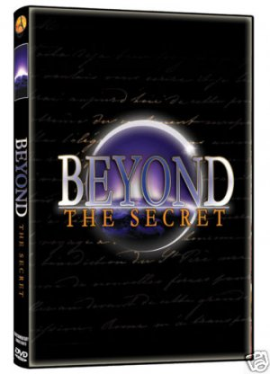 Beyond the Secret DVD Law of Attraction Revealed