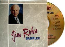 Jim Rohn Sampler CD Personal Development Self Help