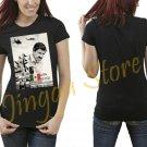 Joaquin El Chapo Guzman Loera Drug Kingpin Women's Black T Shirt