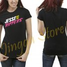 310 JESSE and the RIPPERS uncle full house costume 90s show Women's Black T Shirt