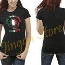 GGG Gennady Golovkin Mexican Style Women's Black T Shirt