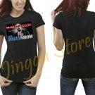 Ttrevor Noah Daily Show Women's Black T Shirt