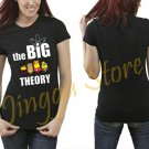 Big Bang Minions Women's Black T Shirt