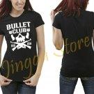 Bullet Club Women's Black T Shirt