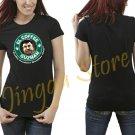Funny El Chapo Guzman Women's Black T Shirt