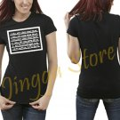 I Will Not Come Home Drunk T-SHIRT funny drinking beer Women's Black T Shirt