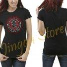 Imperial Academy Star Wars Pilot Institute Women's Black T Shirt