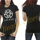 Lin Kuei Clany Women's Black T Shirt
